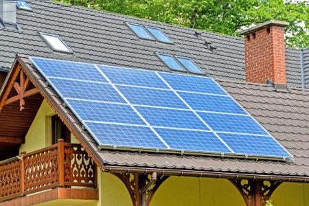 Zonnepanelen energie